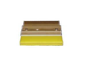 "6"" Chest Print Squeegee"