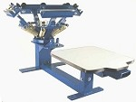 T-450 4-Color Table Top press