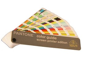 Pantone Color Guide for Color Matching
