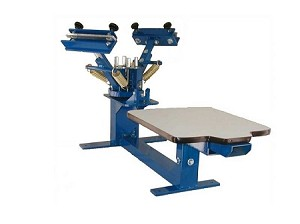 T-450-2  2-Color Table Top press expandable later